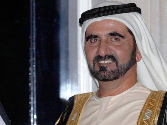 מוחמד בן ראשיד אל מקטום ראש ממשלת דובאי / צלם: רויטרס